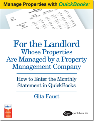 QuickBooks for Real Estate Investors and Landlords Archives